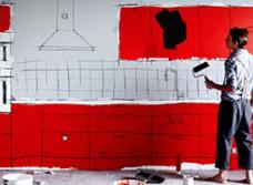С чего начинать ремонт кухни? С заказа мебели или с ремонта помещения