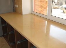 Столешница подоконник для кухни: практичный элемент современного интерьера