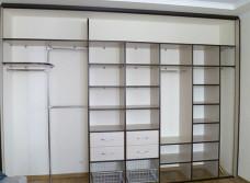 Корпусный шкаф-купе или встроенный шкаф-купе — какой выбрать? (ч. 2)