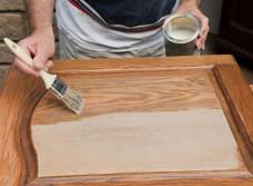 Правила лакировки кухни: обновляем фасады и столешницы