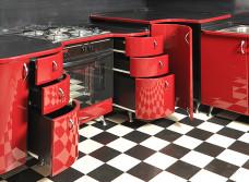Гнутые или радиусные фасады: стандартные размеры и способы производства