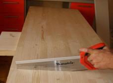Стандартные размеры кухонных столешниц из разных материалов