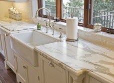 Ремонт кухонной столешницы из ламинированного ДСП