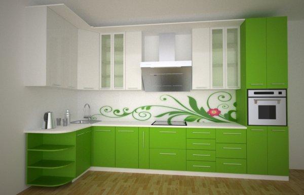 Чем обновить кухонный гарнитур