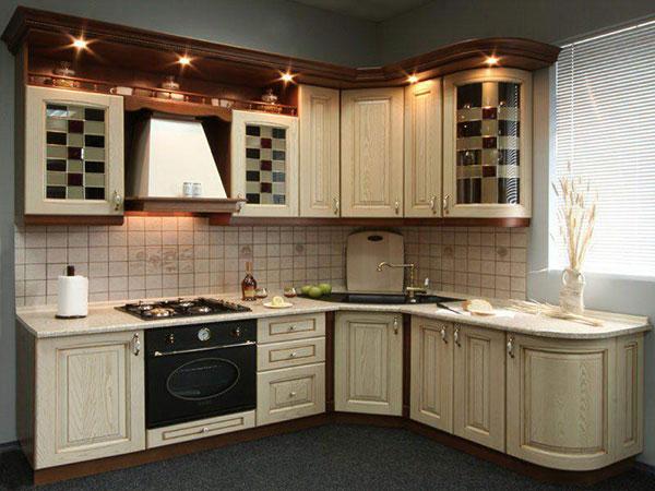 Кухня по проекту