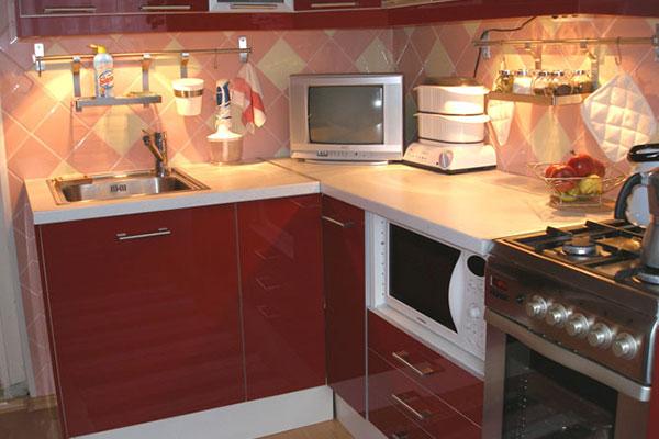 Ремонт кухонной мебели своими руками