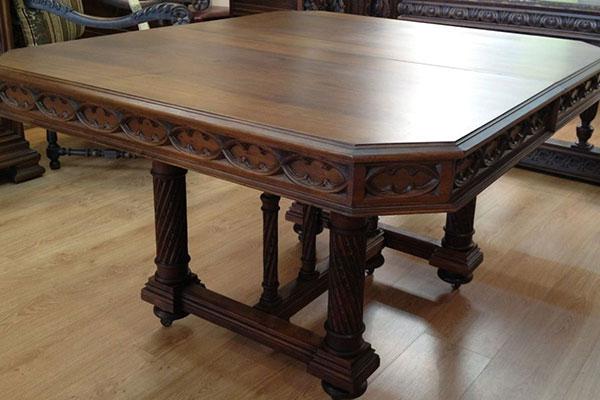 Реставрация элитной мебели