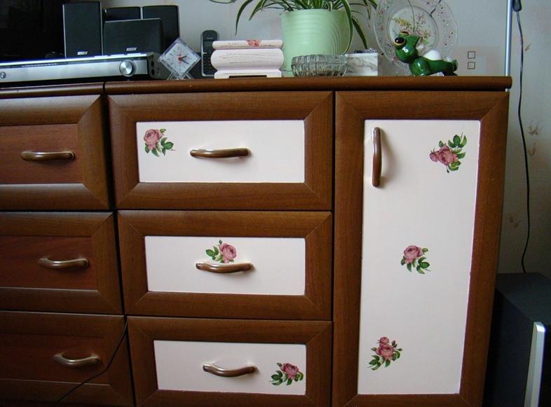 аппликация кухонной мебели