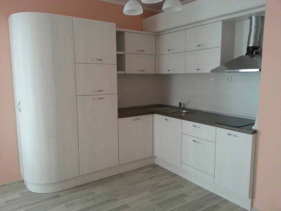 Выбор кухонных шкафов