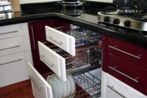 аксессуары для кухонных шкафов