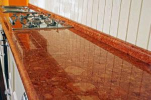 Замена кухонной столешницы в Долгопрудном