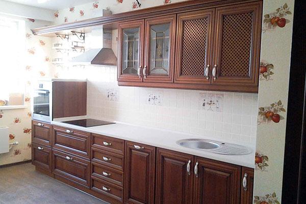 Замена кухонных фасадов в Балашихе