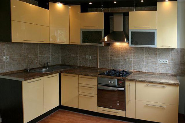 Замена кухонных фасадов в Дмитрове