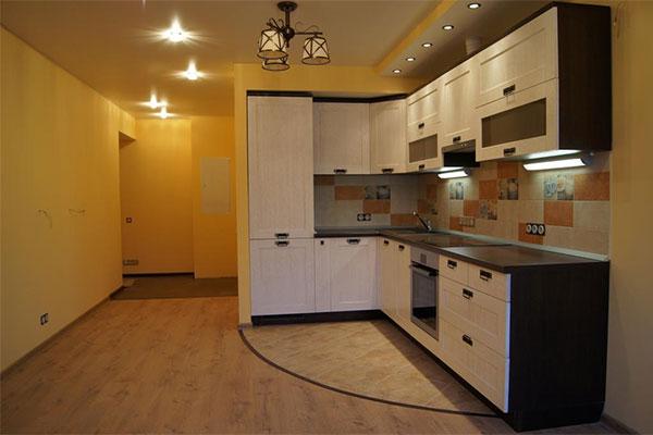 Замена кухонных фасадов в Домодедово