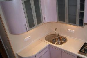Замена кухонной столешницы в Химках
