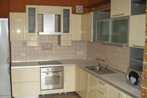 Ремонт фасадов для кухни в Истре