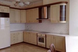 Замена кухонных фасадов в Измайлово