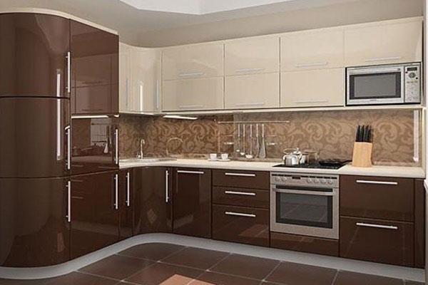 Замена кухонных фасадов в Пушкино