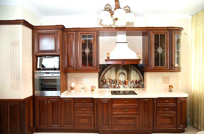 Кухня классика