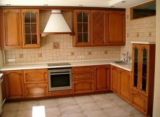 Классическая кухня для настоящих ценителей
