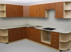 Характеристика видов, их преимущества и недостатки мебельных фасадов для кухни
