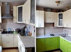 Ремонт кухонной мебели Одинцово, замена мебельной фурнитуры