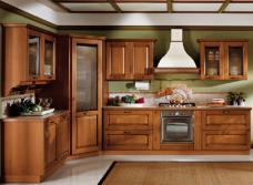 Деревянная кухня: десять фактов, которые стоит учесть перед покупкой