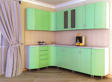 Замена фасада на кухне Павловский Посад