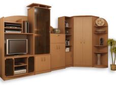 Из чего делают корпусную мебель в Москве