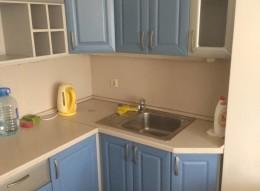 фото работ ремонт кухонной мебели г. Москва Бутлерова д.12