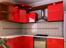 Покраска кухонных фасадов — новая жизнь для старой мебели