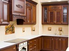 Реставрация фасадов кухонной мебели
