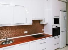 Плюсы и минусы белого кухонного гарнитура