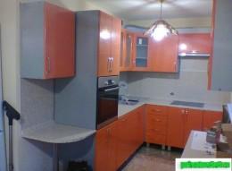 Кухня эконом угловая 2.6 х 2.2 м