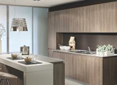 Реставрация фасадов на кухонном гарнитуре