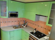 Как обновить кухонный гарнитур без лишних затрат?