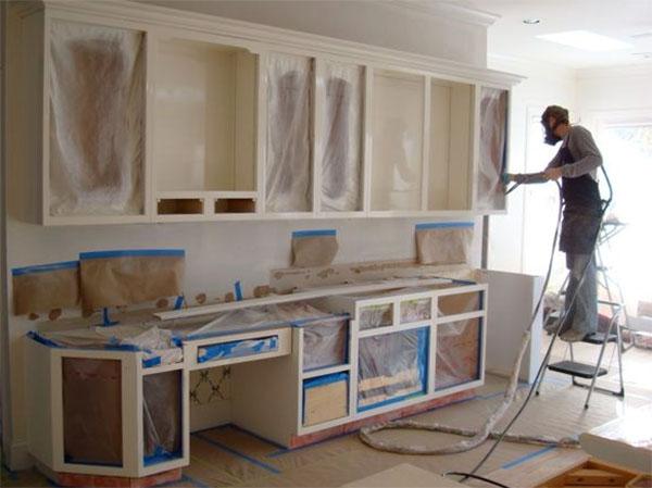 Ремоннт кухонной мебели