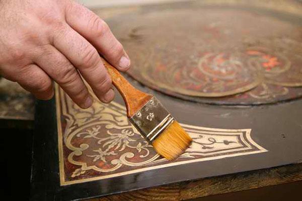 Искусство реставрации антикварной мебели