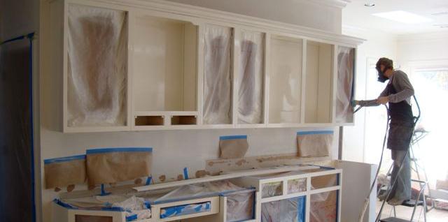 Ремонт кухни в домашних условиях