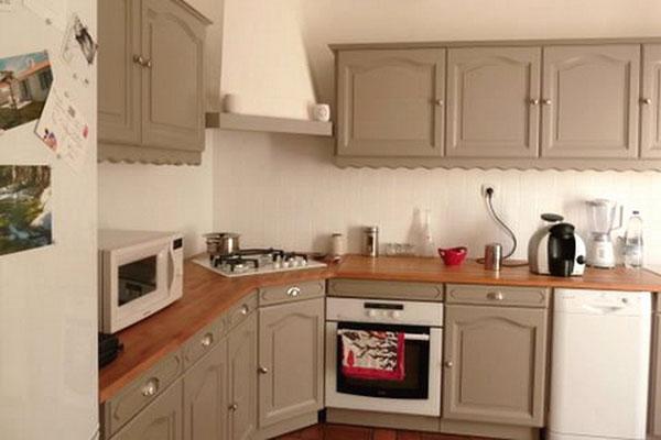 Специфика профессионального ремонта кухонной мебели в домашних условиях