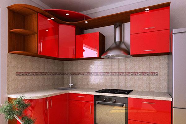 Новая жизнь для старой мебели — покраска кухонных фасадов