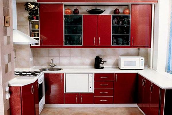 Какими должны быть кухонные шкафы, способы их производства