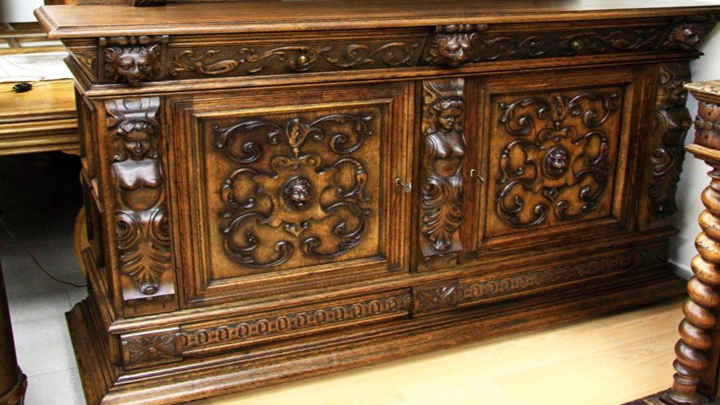 Обновление антикварной мебели