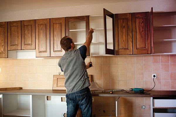 Ремонт кухонной мебели в Железнодорожном