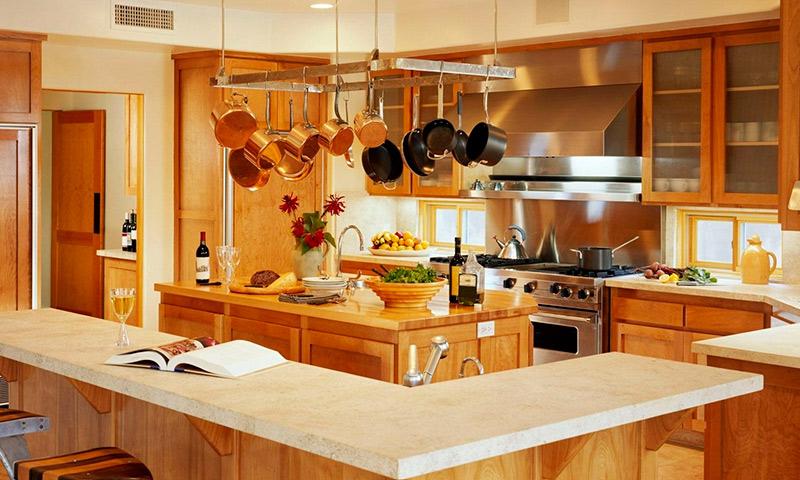 Замена столешницы на кухонном гарнитуре
