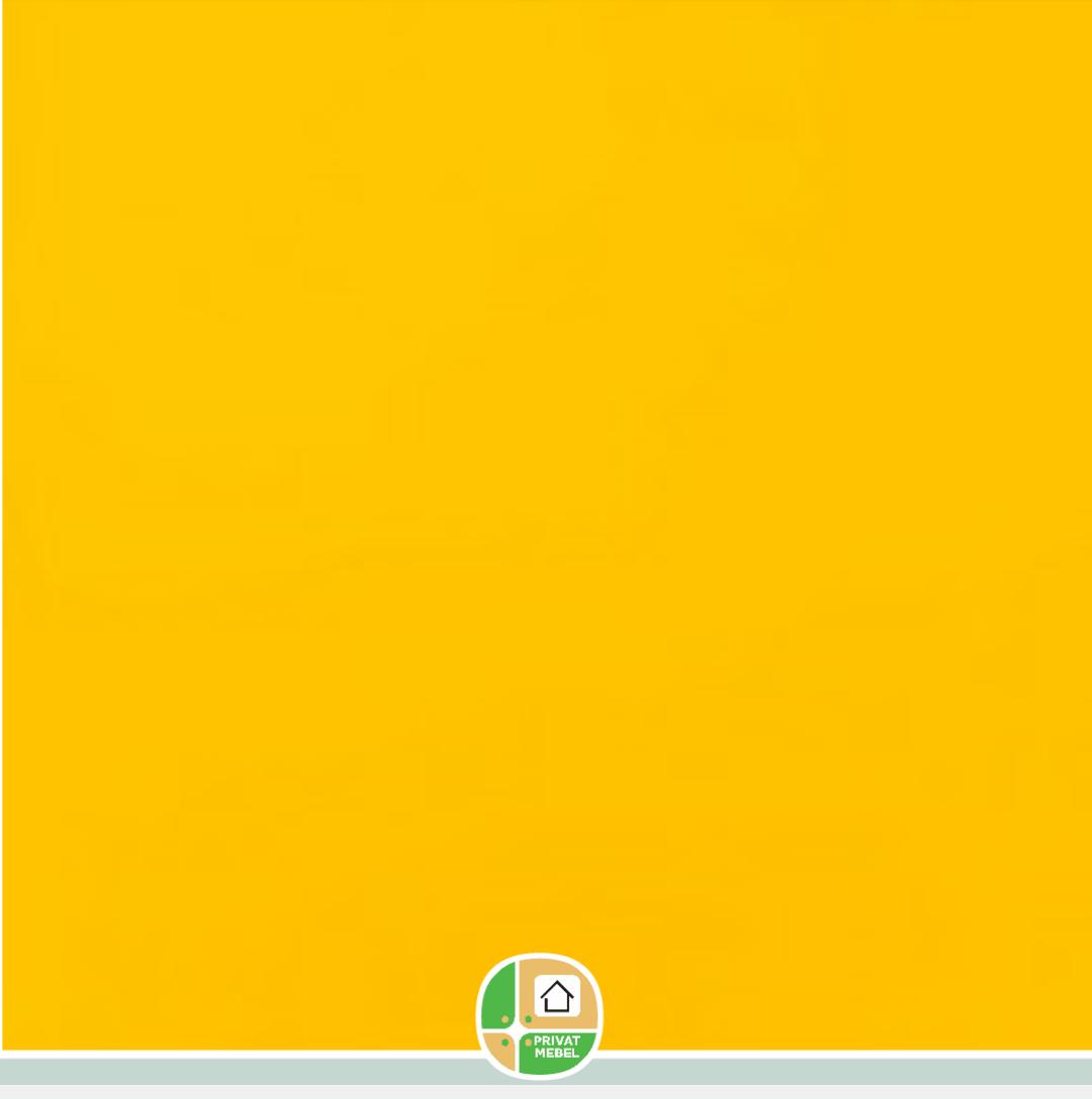 Желтый глянец 1076