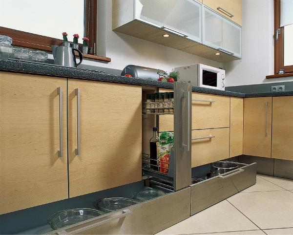 Изготовление шкафчиков для кухни