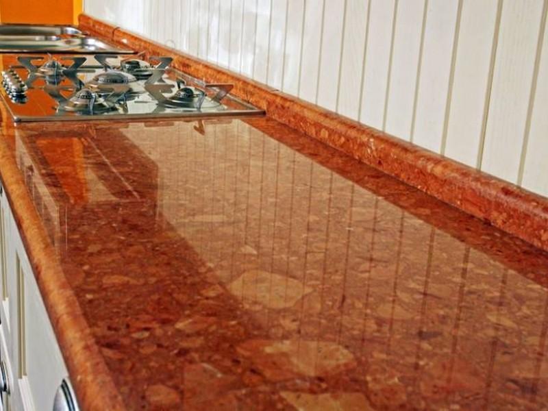 Замена кухонных столешниц в москве