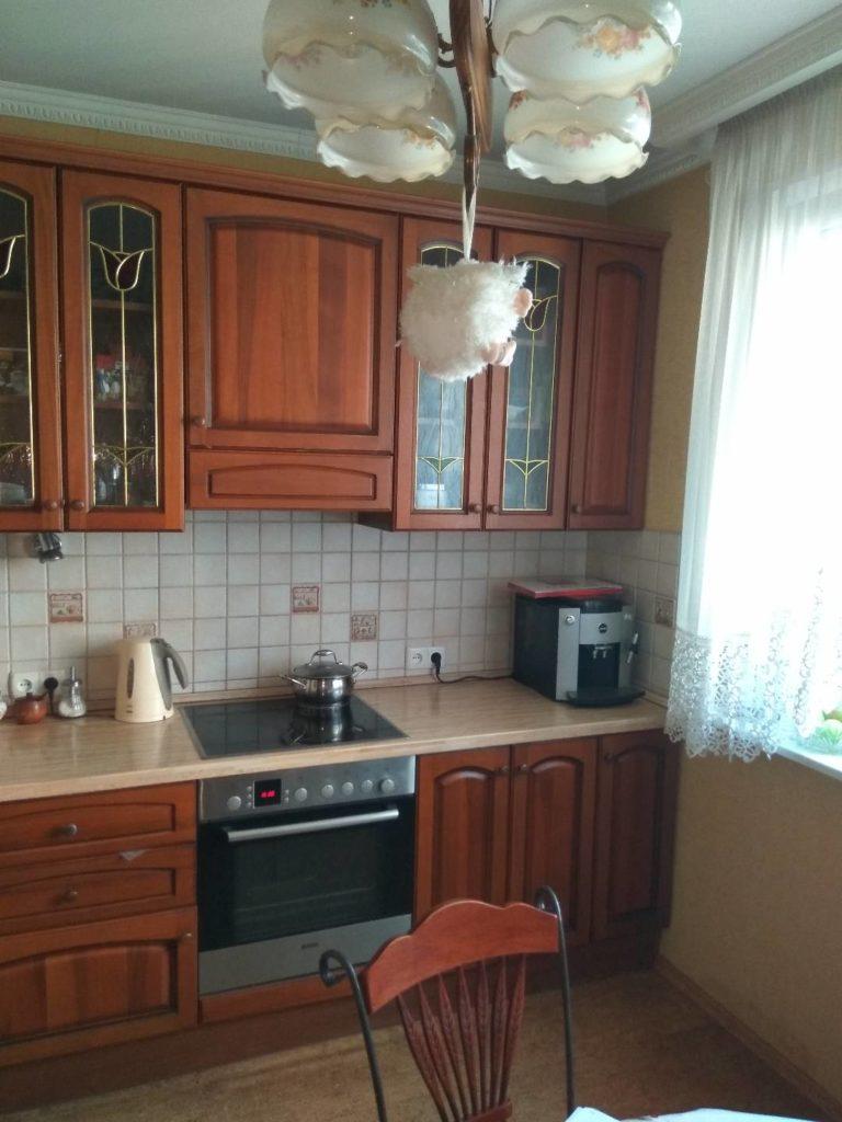 реставрация кухонных фасадов г. Москва ул. профсоюзная 65