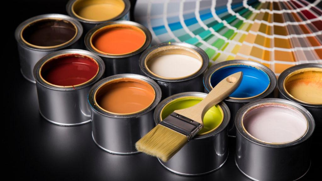 Выбор краски для реставрации кухонных фасадов